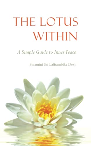 9780977863389: The Lotus Within: A Simple Guide to Inner Peace