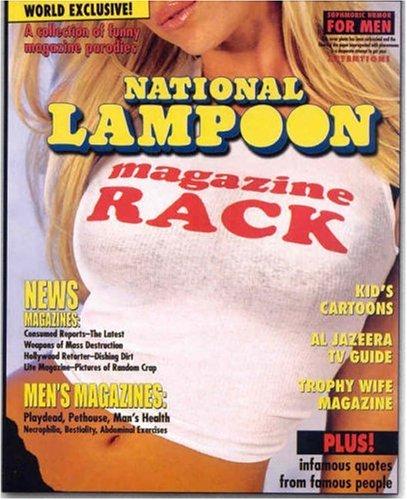 National Lampoon Magazine Rack: Naughton, J.; MoDMan; Cummin, P.