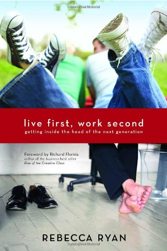 9780977874613: Live First, Work Second