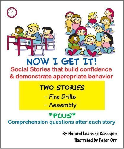 9780977886654: Social Story - Fire Drills and Assembly (Now I get it - Social Stories, Fire drills and Assembly)