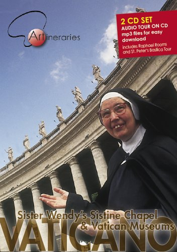 9780977893218: Sister Wendy's Sistine Chapel & Vatican Museums Tour (Artineraries)