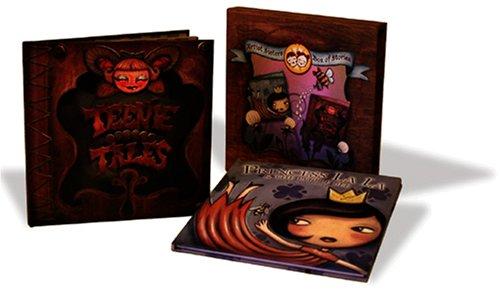 9780977894970: Artist Sisters: Box of Stories 2 Volume Set: Princess La La & the Little Bee / Teenie Weenie Tales