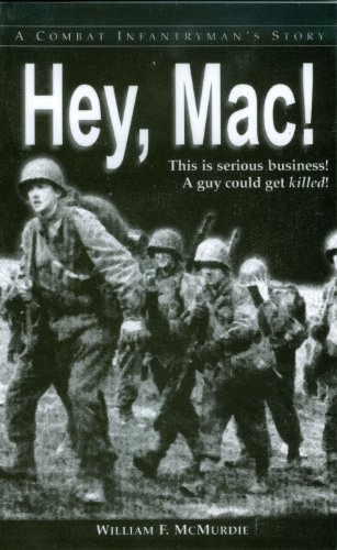9780977900015: Hey, Mac! This is serious business! A guy could get killed!