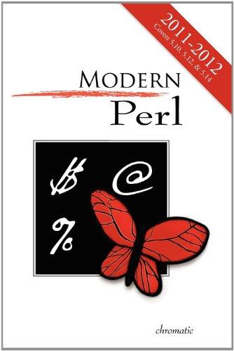 9780977920174: Modern Perl