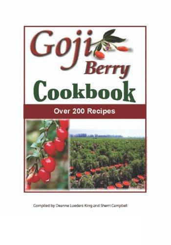 9780977932139: Goji Berry Cookbook