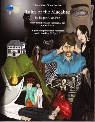 9780977940226: Tales of the Macabre (The Rising Stars Series - novels for SAT Prep)