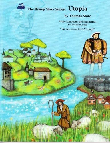 9780977940257: Utopia (The Rising Stars Series - novels for SAT Prep)