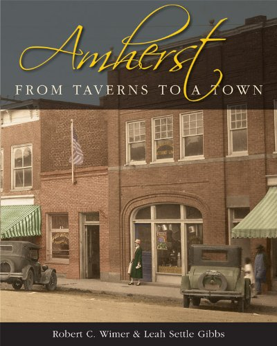 9780977952397: Amherst: From Taverns to a Town