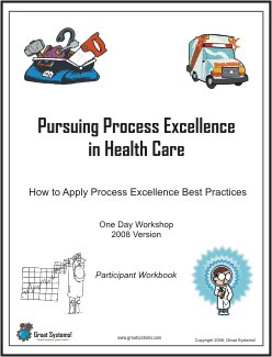 9780977953776: Pursuing Process Excellence in Health Care