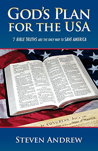 9780977955091: God's Plan for the USA: 7 Bible Truths Are the Only Way to Save America