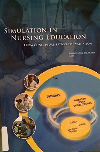 Simulation in Nursing Education: From Conceptualization to: Pamela R. Jeffries