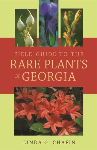 9780977962105: Field Guide to the Rare Plants of Georgia