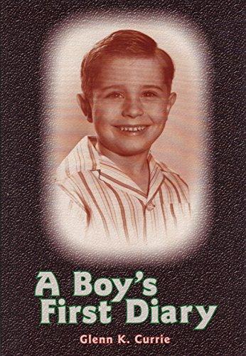 9780977967513: A Boy's First Diary