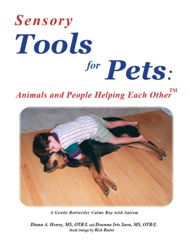 9780977977000: Sensory Tools for Pets: Animals and People Helping Each Other