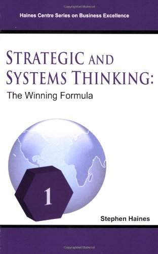 9780977978601: Strategic and Systems Thinking: The Winning Formula