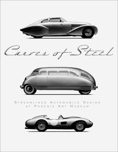 9780977980925: Curves of Steel: Streamlined Automobile Design