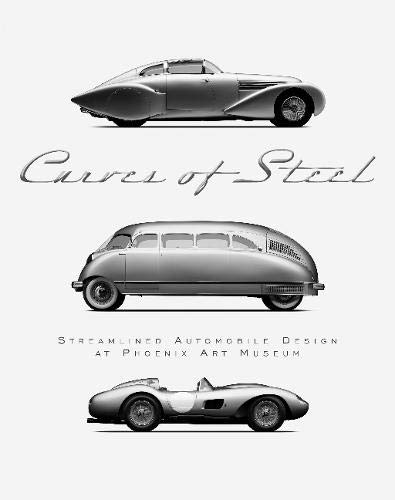 9780977980963: Curves of Steel: Steamlined Automobile Design at Phoenix Art Museum