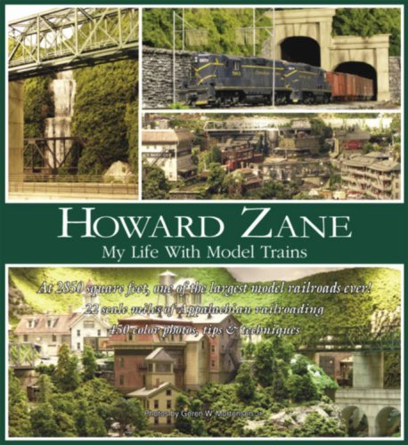 Howard Zane: My Life with Model Trains: Zane, Howard