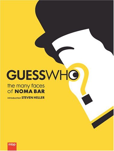9780977985074: Guess Who?: The Illustrations of Noma Bar