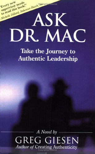 Ask Dr. Mac: Greg Giesen