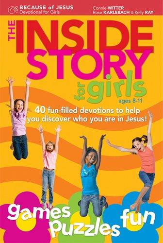 9780977997251: The Inside Story for Girls