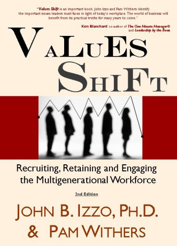 9780978097400: Values Shift: Recruiting, Retaining and Engaging the Multigenerational Workforce