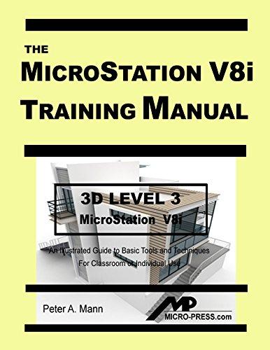 MicroStation V8i Training Manual 3D Level 3