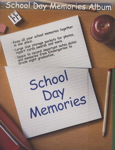 9780978137397: School Day Memories Album