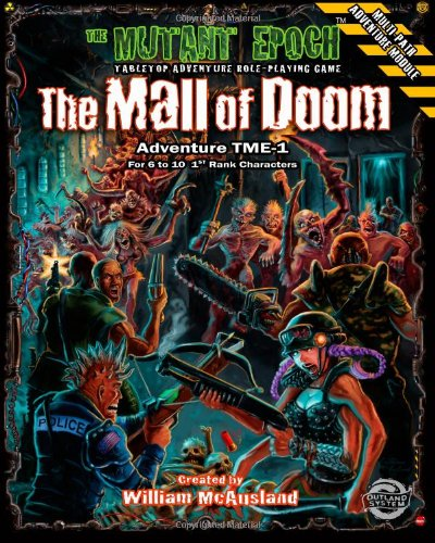 9780978258535: The Mall of Doom: Adventure TME-1