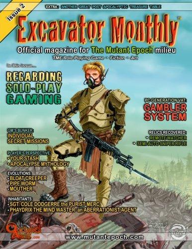 9780978258559: Excavator Monthly Issue 2