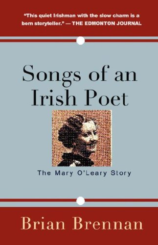 9780978273903: Songs of an Irish Poet: The Mary O'Leary Story