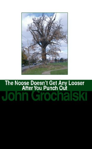 the noose doesnt get any looser after: Grochalski, John