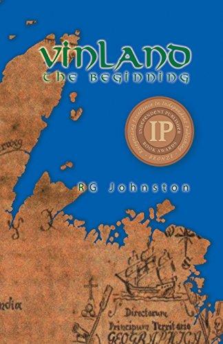 Vinland the Beginning: Johnston, R.G. (SIGNED)