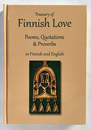 9780978348878: Treasury of Finnish Love Poems and Proverbs