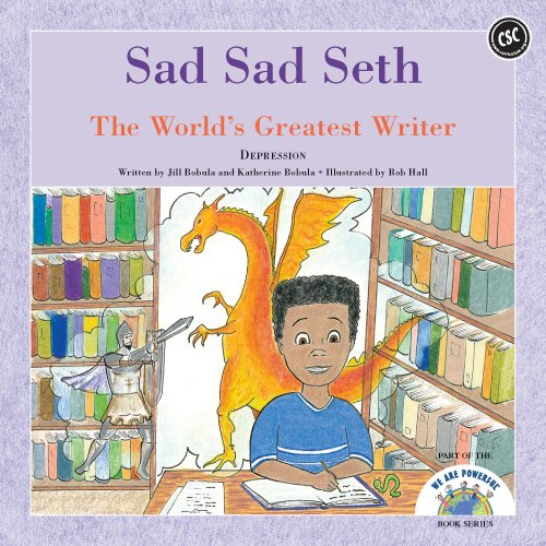 9780978409586: Sad Sad Seth, The World's Greatest Writer, Depression