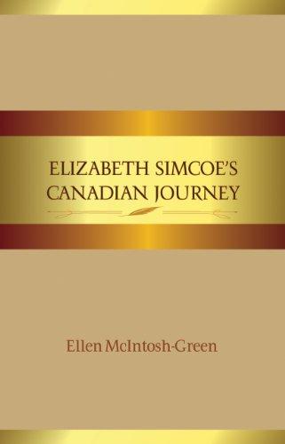 9780978439538: Elizabeth Simcoe's Canadian Journey