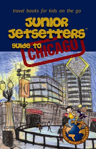 9780978460112: Junior Jetsetters Guide to Chicago (Junior Jetsetters City Guides)