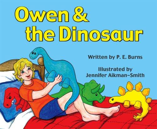 Owen & The Dinosaur: P.E. Burns