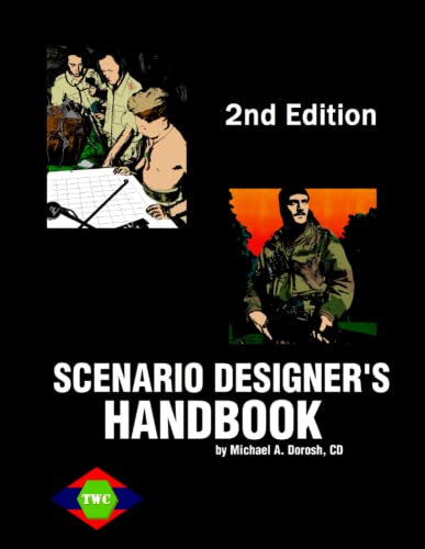 9780978492502: Scenario Designer's Handbook (2nd Ed.)