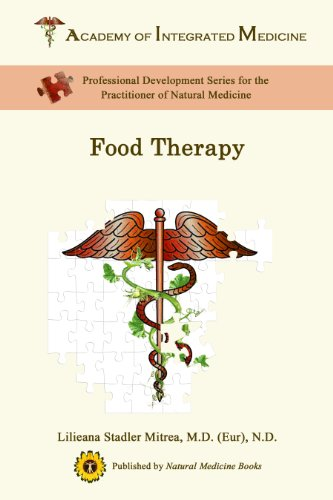 Food Therapy (The Mosaic Professional Development Series): Lilieana Stadler Mitrea