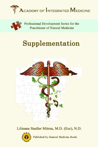 Supplementation (The Mosaic Professional Development Series): Lilieana Stadler Mitrea