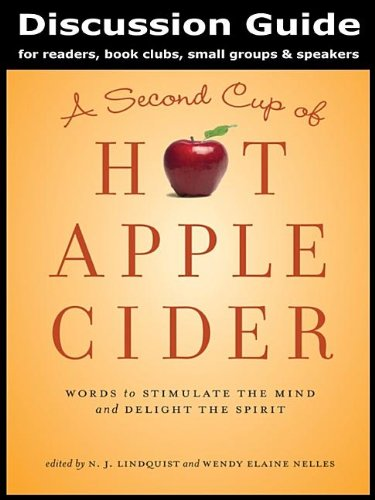 9780978496395: Discussion Guide for A Second Cup of Hot Apple Cider (Hot Apple Cider books)
