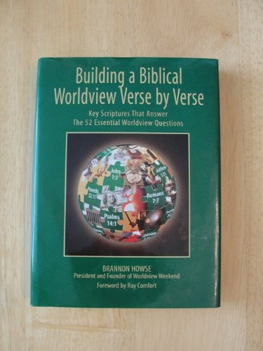 9780978501440: Building a Biblical Worldview Verse by Verse