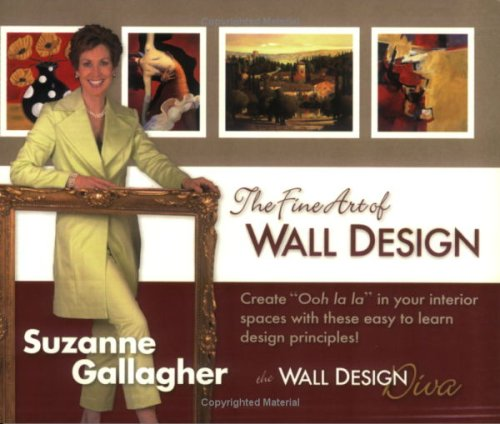 9780978502904: The Fine Art of Wall Design