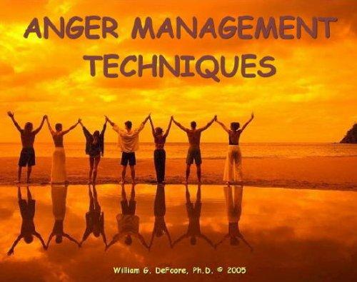 9780978524401: Anger Management Techniques