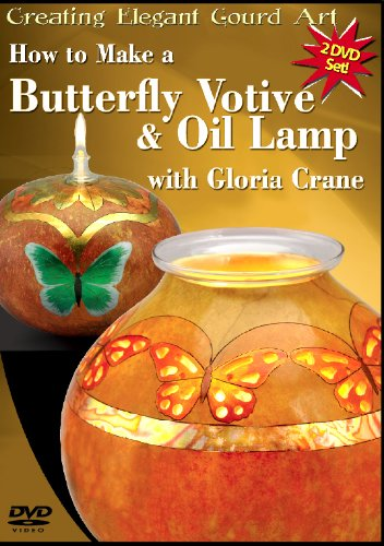 9780978542689: How to Make a Butterfly Votive and Oil Lamp