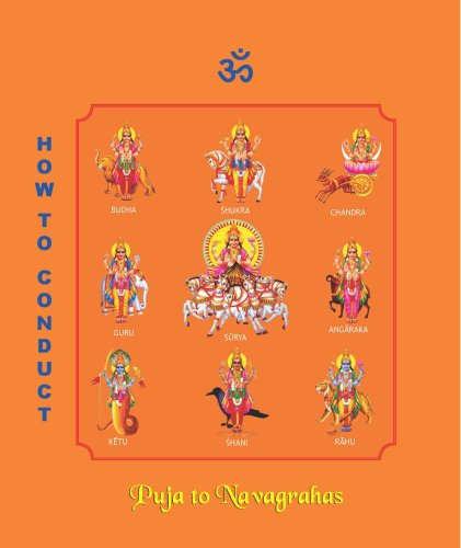 How to Conduct Puja to the Navagrahas