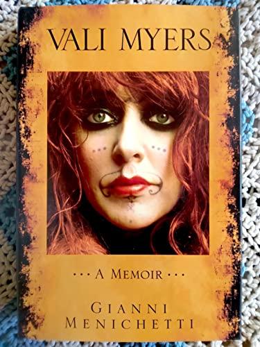 9780978560607: Vali Myers: A Memoir