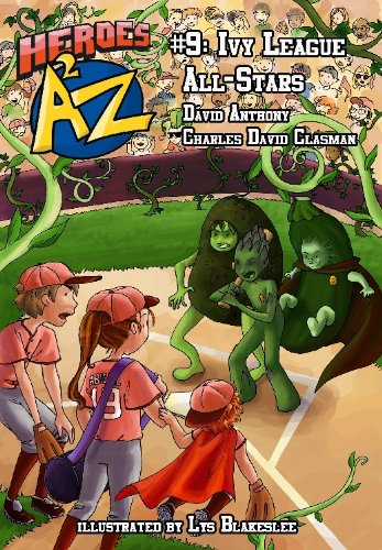 9780978564292: Heroes A2Z #9: Ivy League All-Stars (Heroes A to Z)