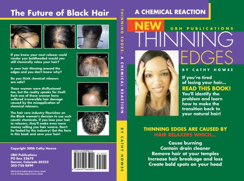 Thinning Edges A Chemical Reaction: Cathy Howse